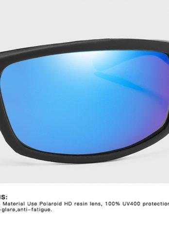 Polarized sunglasses, sports, sailing, driving.